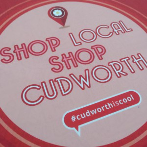 Shop Local is a rally call from Wishes of Cudworth.