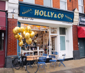 The Holly & Co venue in St Margarets, Twickenham.