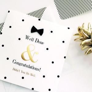 6H5 Hearts Designs - Black Tie