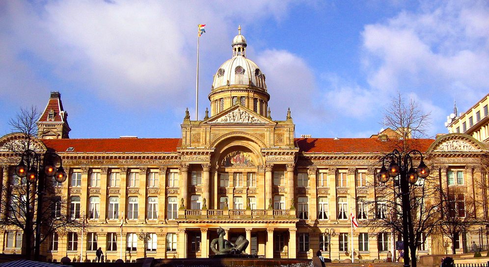 Birmingham City's Council House provided the majestic venue for this year's GCA AGM and Conference.