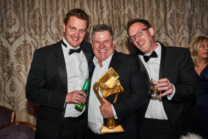It was a big night for IC&G, which won the Gold Best Service to the Independent Retailer Award.