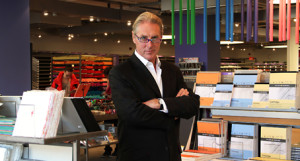 Paperchase's ceo Timothy Melgund reports sales are up for the chain.