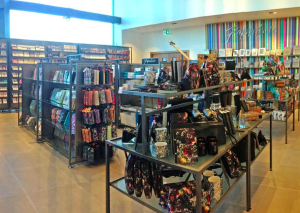 Paperchase's new concession in the Crawley branch of Next.