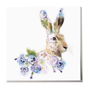 Amanda's love of florals and nature come together in the Wildlife Botanicals range.