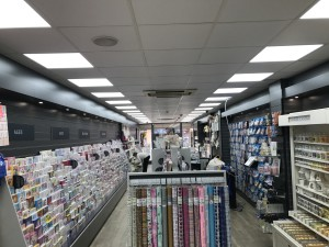 The Cheadle store received the revamp in September.