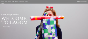 Lagom is one publisher that engages online with the trade and the designer community, including through its multi-faceted website.