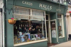 Halls of Llandaff is a retailing beacon in Cardiff.