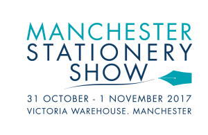 This will be the inaugural Stationery Show in Manchester.