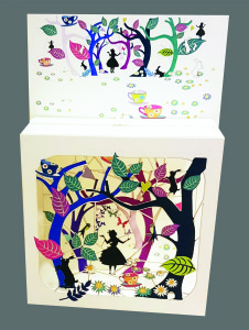 6G Forever handmade Best Handmade-Magic box-Forever cards Ltd copy
