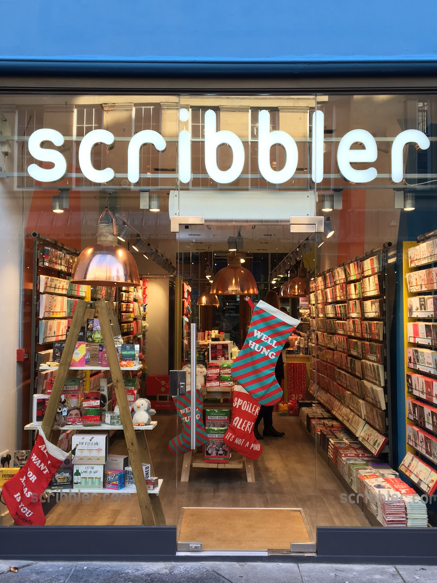 Scribbler - UK's Favourite Greeting Cards Shop