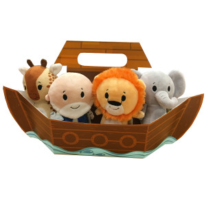 Noah's Ark is new in the Itty Bitty range for 2018