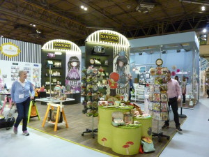 Santoro's stand at the recent Autumn Fair.