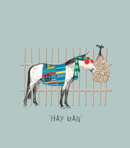 Playful puns on Sally Scaffardi's Animal range.
