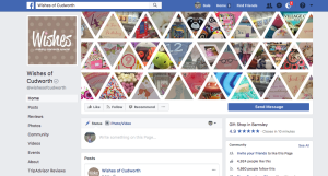 Wishes of Cudworth has nearly 5,000 Facebook followers, one that speaks 'Pirate'.