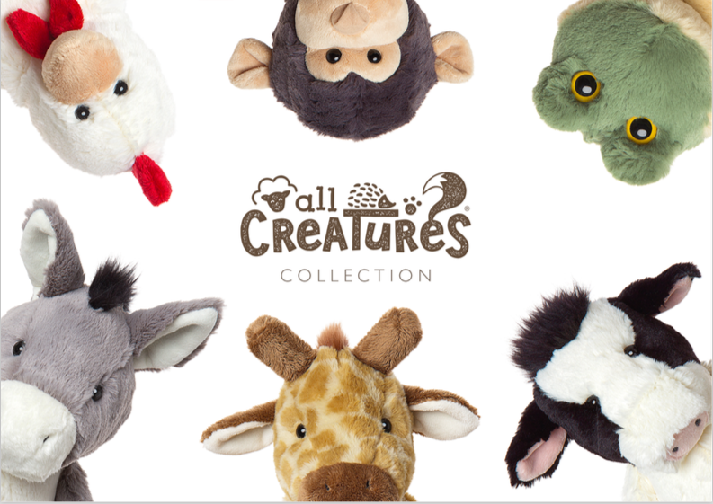All creatures launch puts carte blanche back on the plush map pg buzz all creatures is carte blanche greetings first launch of generic plush m4hsunfo