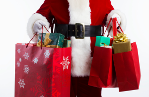 Santa did deliver – just in time for many retailers!