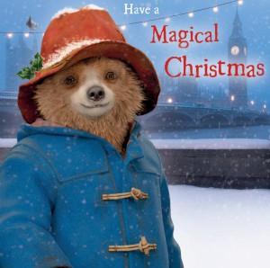One of Danilo's Paddington Christmas cards.