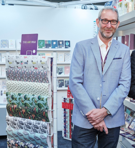 The Art File's md Ged Mace has highlighted that the environment will feature more on the agenda for the UK greeting card industry.