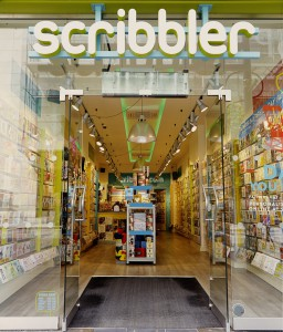 Scribbler co-owners suggest that the drop in footfall will have affected most major high street players.