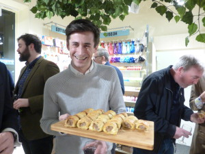 Mark Janson-Smith was delighted by what trade Christmas served up.