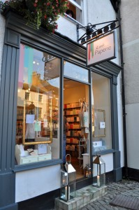 Little Paperie in Ashbourne, Derbyshire.