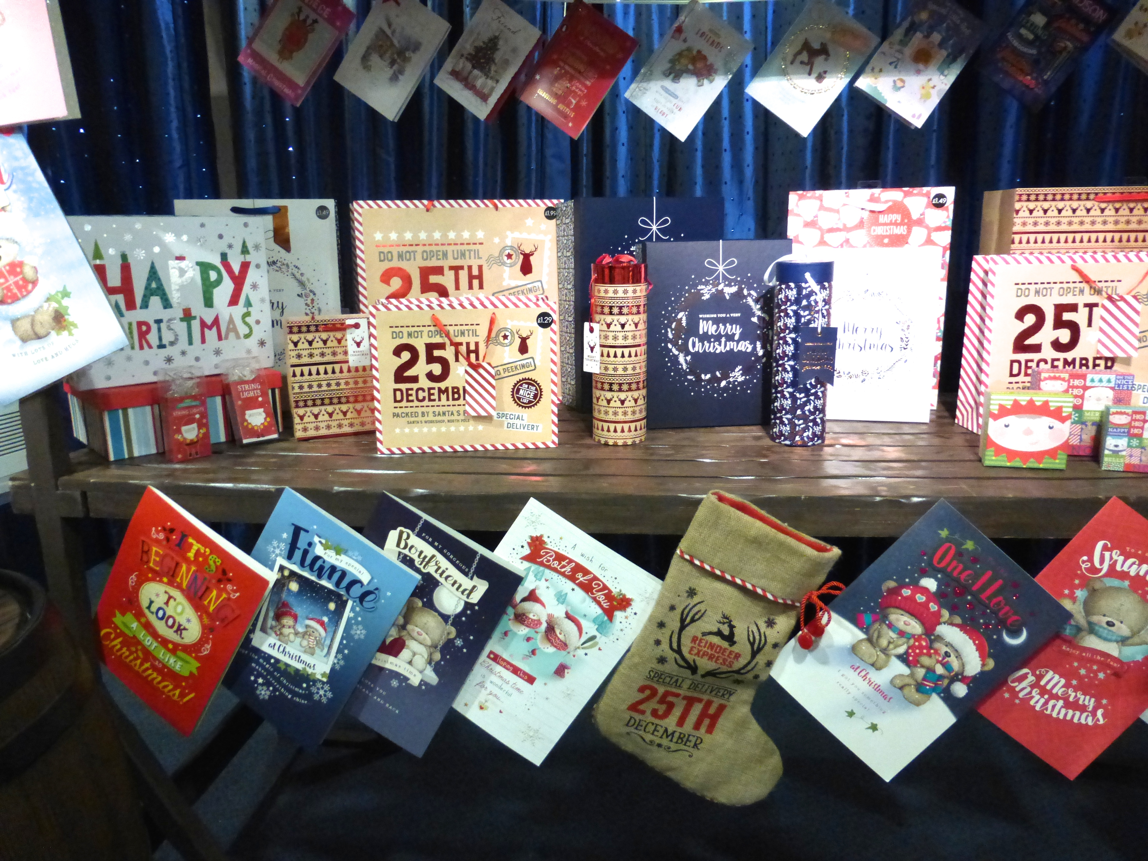 Card factory share prices sliced despite christmas sales holding up while card sales held steady its sales of giftwrappings increased negle Images