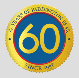 2018 is the 60th anniversary since the launch of the first Paddington book.