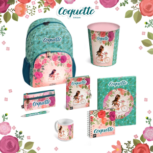 Busquets is well known for its back to school and accessories collections.