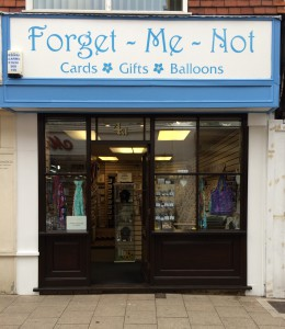 Forget Me Not in Faversham.