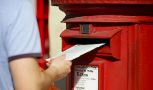 The cost of first and second class stamps in the UK has gone up 2p