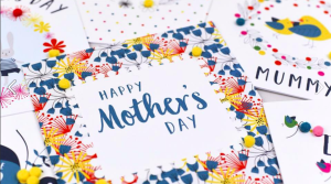 Calladoodles started promoting Mother's Day a month ago through social media and instore.