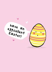 Scribbler's range of Easter cards is now in-store.