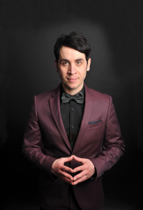 Pete Firman is one of the comedians people can see at Just the Tonic comedy clubs.