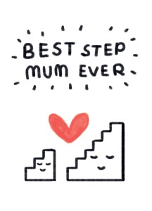 One of the inclusive Mother's Day cards that Scribbler was applauded for in the media.