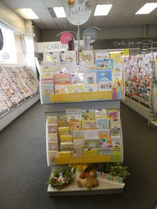 Gee Tee's is among the independent card retailers who is getting behind Easter.