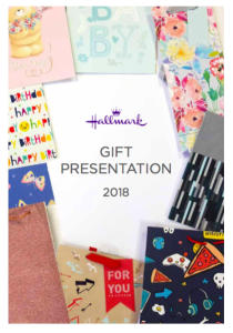 Hallmark went for it with its recent giftwrappings launch as it is the 100th anniversary collection.