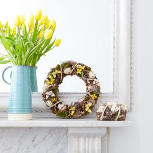 Sales of Easter wreaths at John Lewis grew 11% last year.