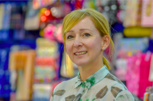 Jo Bennett has joined Card Factory as studio director.