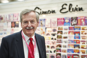 Simon Elvin is to continue at the helm at the wholesale publishing company.
