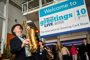 Celebrated saxophonist Graeme Airth set the upbeat tone of the show right from the outset.