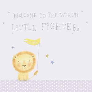 Hallmark's in-house creative studio worked closely with parents of premature babies to get the sentiment right on the new card range.