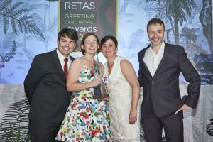 The Tutbury Present Company won The Retas 2017 Awards' Wales & The Midlands category last year.