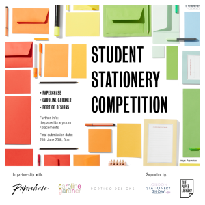 The new student design competition closes 25 June.