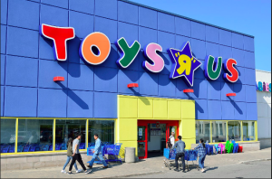 The demise of Toys 'R' Us shows how retailing is not child's play