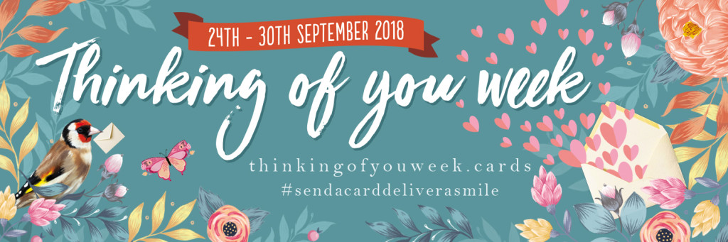 The new Thinking of You Week branding will be fanfared on the GCA stand.