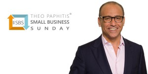 Theo Paphitis is a strong supporter of small business through his #SBS campaign.