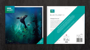 Museums & Galleries' range for BBC Earth features ecoBand, an innovative way of attaching the card to the envelope.