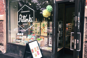 Putinki Oy trades owns two shops in Helsinki as well as being a leading distributor and publisher.