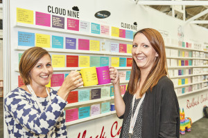 PG Live saw the unveiling of Redback's Cloud Nine range being taken onto mugs from Transomnia under licence.