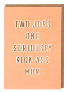 Paperchase's 'mum power' dad's day designs